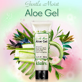 Klair's - Abundant Aloe Vera! Moisturizing essence gel for dry skin   Brand :  KLAIR'S All or Dry Skin Type Volume: 100ml Made in Korea