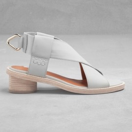 & other stories, H&M - SANDALS W/ D-RING
