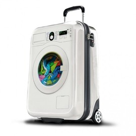 SuitSuit - Washing Machine Suitcase