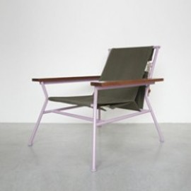 HEATH CERAMICS - Canvas Lounge Chair