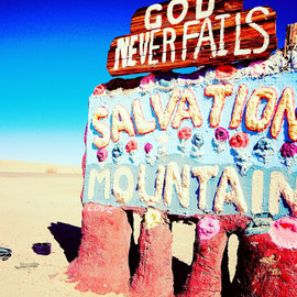 Salvation Mountain - Salvation Mountain