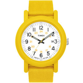 TIMEX - camper yellow