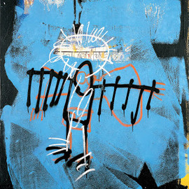 Jean-Michel Basquiat - Painting