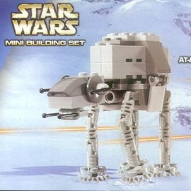 LEGO - STAR WARS MINI BUILDING SET 4489 AT-AT