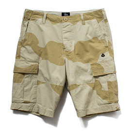 STUSSY - Jungle Camo Short