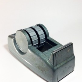 "アメリカ - 1950-60's Scotch ""DOUBLE"" Cellophane Tape Dispenser"