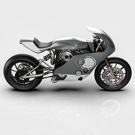 Blatant - Buell Turbo Single