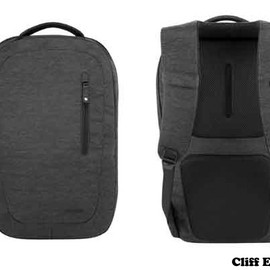 "Incase - Incase  Heathered バックパック  for 17"" MacBook Pro  CL55412 Black Heather  【新品】"