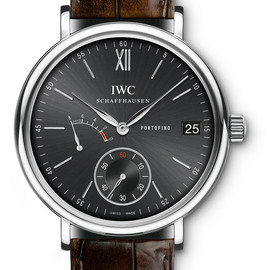 IWC - IW510102 Watch Back