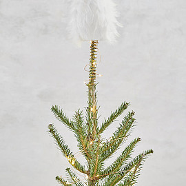 Anthropologie - Nesting Owl Tree Topper