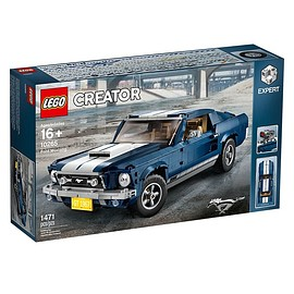 LEGO - Creator Expert: Ford Mustang (10265)