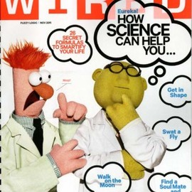 Conde Nast Pub. - Wired [US] November 2011