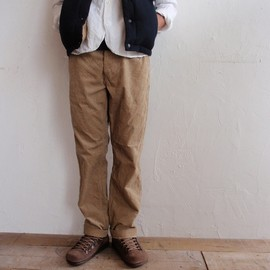 A VONTADE - CLASSIC CHINO TROUSERS CORDUROY