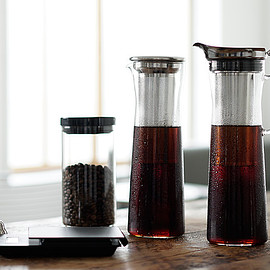 HARIO - Cold-brew Coffee Jug & Pitcher