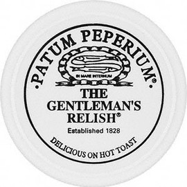 The Generic Man's Relish - Spiced Anchovy Relish