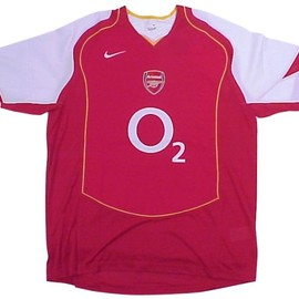 NIKE - Arsenal 2005 HOME