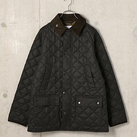Barbour - BEDALE SL WOOL Solid  (SHIPS EXCLUSIVE) Olive