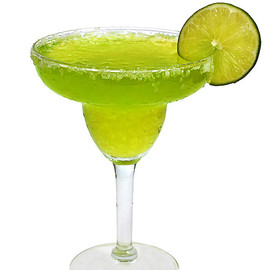 Fine Art America - Frozen Margarita With Lime Isolated Photograph  - Frozen Margarita With Lime Isolated Fine Art Print