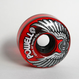 POWELL - POWELL ALL TERRAIN 60mm Red