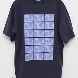 NADA. - Martian-man tee / Charcoal