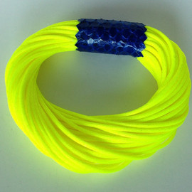SUMMER Trend NEON BOLD Twisted Cord Friendship Bracelet
