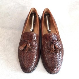 vintage, JOHNSTON&MURPHY - LOAFERS SHOES【JOHNSTON&MURPHY】タッセルローファー