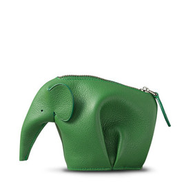 LOEWE - elefante purse forest - Totes