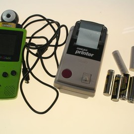 Nintendo - Gameboy Camera Set