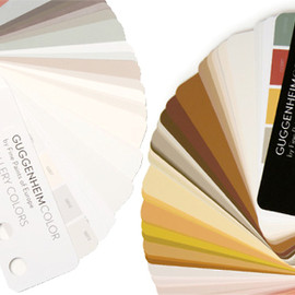The Guggenhiem Museum - 'GUGGENHEIM COLOR' by Fine Paints of Europe - Classical Colors & Gallery Colors