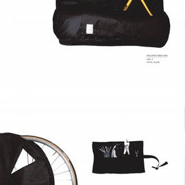 visvim - Ballistic Bike Case