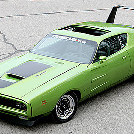 Dodge - Daytona Charger  1971
