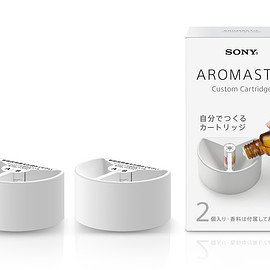 SONY - Custom Cartridge パッケージ