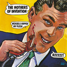 Frank Zappa and the Mothers of Invention - Weasels Ripped My Flesh