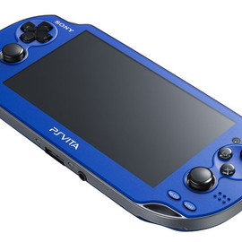 SONY - PS Vita Blue