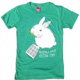 Royal Army Clothing - Animals Hate Testing on Green