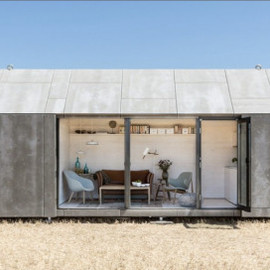 Abaton Architects - APH80 series, transportable mini house