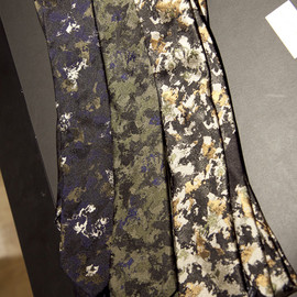 DRIES VAN NOTEN - TIE 400 NARROW TIE