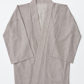 TROVE - 和ROBE / CHAMBRAY HANTEN / GRAY