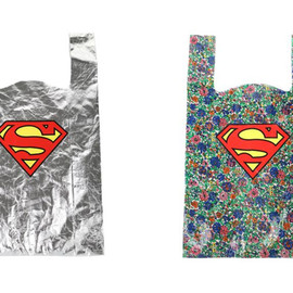 MUVEIL - Superman Coated Cotton Bag