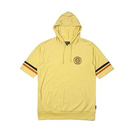 Brixton, Independent - Raymond S/S Hooded Knit