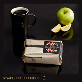 Starbucks Coffee - Starbucks Reserve® Zambia Peaberry Terranova Estate