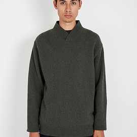 Garbstore - Banded Crossover Crew Green