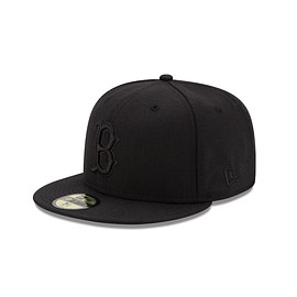 New Era - Boston Red Sox Black On Black 59FIFTY Fitted