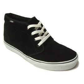 VANS - CHUKKA BOOT (Black/White)