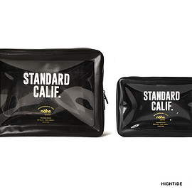HIGHTIDE, STANDARD CALIFORNIA - HIGHTIDE × SD Packing Pouch
