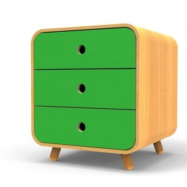 Rack and Tack - Green Mini Cubby