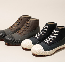 STUSSY Livin' GENERAL STORE - GS Rain Shoes by MOONSTAR