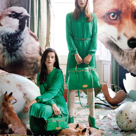 Mulberry - Fall 2011 Campaign by Tim Walker