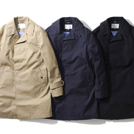 THE NORTH FACE X nanamica - GORE-TEX Soutien Collar Coat