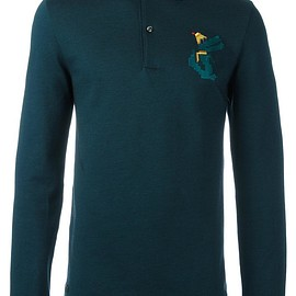 Lacoste - long sleeve polo shirt